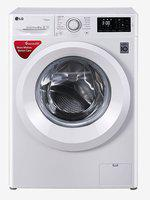 LG FHT1006HNW 6 kg Front Loading Fully Automatic Washing Machine (Blue White)