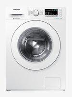 Samsung 7 kg Inverter Fully-Automatic Front Load Washing Machine with Heater (WW70J42E0KW,White)