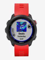 Garmin Forerunner 245 Music Fitness Tracker (Lava Red)