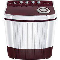 Voltas Beko 7.5Kg Semi Automatic Washing Machine (Burgundy)