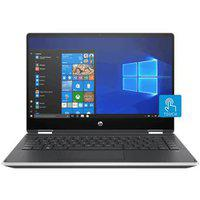 HP Pavilion x360 Laptop (Core i5(10th Gen)/8GB RAM/256GB SSD/14 (35.56 cm)/Integrated Graphics/Win 10) 14dh1010tu