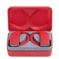 JBL Endurance Peak True Wireless In-Ear Sport Headphones (Red)