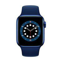 Apple Watch Series 6 GPS 40mm Aluminium Case Smart Watch (Blue)