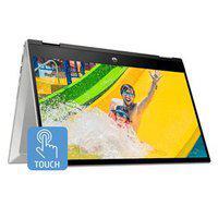 HP Pavilion x360 14-dw1040TU Laptop (11th Gen Intel Core i7 Processor / 8 GB RAM / 512 GB SSD / 14 HD Display / Intel Iris X Graphics / Win 10 / MSO)