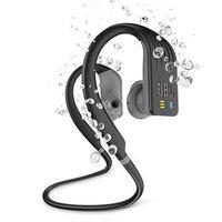 JBL Endurance Dive Waterproof Wireless in-Ear Sport Headphones with Built-in Mp3 Player (Black)