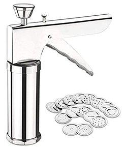 Capital Kitchen Press With 15 Different types of Jalies, Bhujiya Maker
