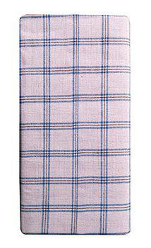 Cotton Lungi Assorted White Checks 2.25 Mtr. Pack of 1