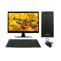 Core I5 1st Generation, H55 Motherboard , 4GB DDR3 RAM, 500GB SATA HDD, Without DVD Drive, 2GB Graphics Card, 15.6 Monitor, 15.6 Monitor / with Wifi - Nallu Assembled Desktop