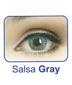 Celebration Yearly Disposable color Contact lens plano (2 lens per BOTTLE) Sterling Grey