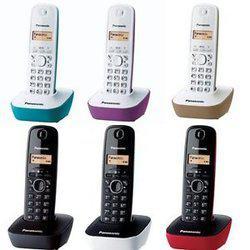 New Imported Panasonic KX-TG1611CX Cordless Landline Phone Mix Color