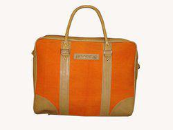 PNA 16 inch Laptop Messenger Bag(Orange)