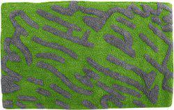 Style Homez Cotton Bath Mat Cotton Bath Mat(Multicolor, Medium)