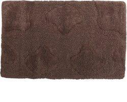 Style Homez Cotton Bath Mat Cotton Bath Mat(Grey, Medium)