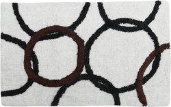 Style Homez Cotton Bath Mat Cotton Bath Mat(Multicolor, Large)