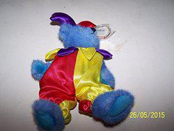 The Attic Treasures Collection Calliope The Jester Bear(Blue)