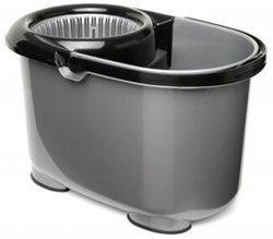 TATAY Mop Bucket Mde in EU Mop Set(Built in Wringer Blue)