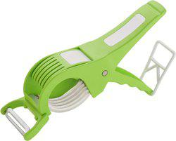 Capital Kitchenware NA Peeler(Green)