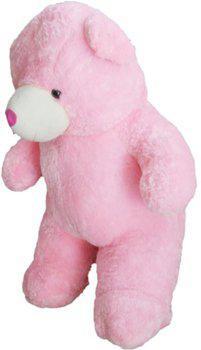 Rudraksh Enterprises Jumbo Teddy Bear 152cm  - 152 cm(Pink)