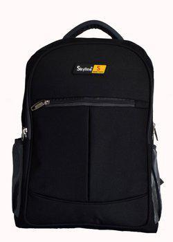 Skyline 15.6 inch Laptop Backpack(Black)