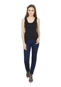 Lesuzaki Women Blue Jeans
