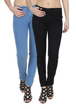 Lesuzaki Denim Jeans