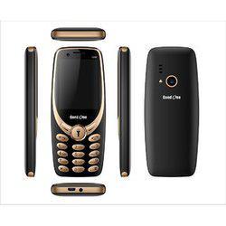 Goodone Jiyo 3310 DUAL SIM keypad mobile phone 2.4 inch display 2200mah battery/CAMERA /MUSIC Player (Black Gold)