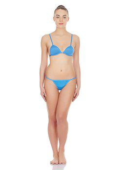 La Intimo - Hollywood No Coverge Panty (Blue)