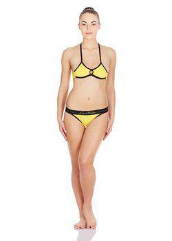 La Intimo - Nice Fit thong (Yellow)
