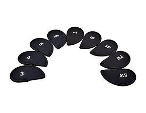 Golf Gifts & Gallery Neoprene Iron Covers (Set of 9)