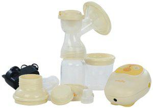 Tollyjoy Electric Breast Pump Set (Light Brown)