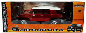 Majorette Rc Fj Cruiser Rtr - 1:12, Multi Color