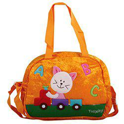 Tollyjoy ABC Cat Nursery Bag (Multi color)