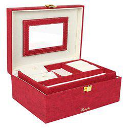 Richpiks Medium Travel Friendly Locker friendly Jewellery Accessories Box