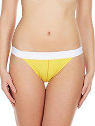 La Intimo - Max Soft Panty (Yellow)