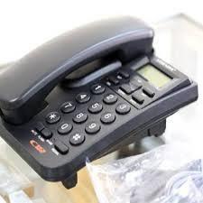vepson Orientel KX-T1555CID telephone with jumbo LCD and caller ID feature