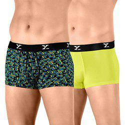 XYXX Men's Micro Modal Trunk (Pack of 2)