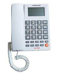 Glive's Landline Caller ID Phone Telephone Corded Phone for Office and Home Purpose Bfone Orientel KX-T1599