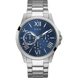 Guess Mens Blue Dial Watch-W1184G4
