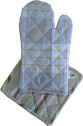 Adt Saral Multicolor Kitchen Linen Set(Pack of 2)