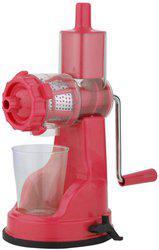 Capital Kitchenware Fruit / Vegetable Ultra Plastic Hand Juicer(White Pack of 1)