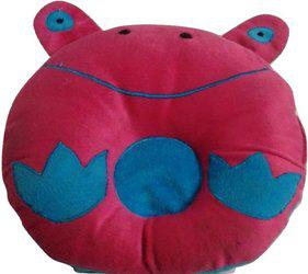 GuzelWorld Embroidery Decorative Cushion Pack of 1(Red)