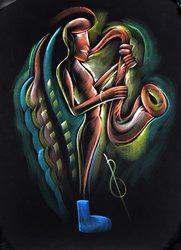 Style Homez SHHPWFOOV019 Acrylic Painting(28 inch x 20 inch)
