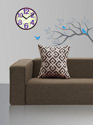 Style Homez Geometric Cushions Cover(Pack of 2, 60 cm*60 cm, Multicolor)