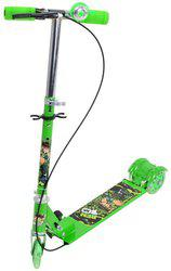Aabana Green Scooter for kids(Green)