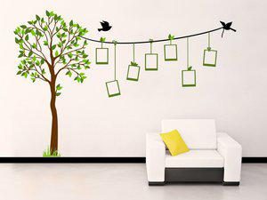 Espcreation Extra Large Wall Sticker Sticker(Pack of 1)