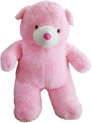 Rudraksh Enterprises Teddy Bear 5 Feet 16  - 30 inch(Pink)