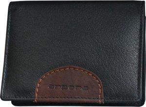 Arpera 10 Card Holder(Set of 1, Black)