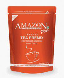 Amazon Plus Spices Instant Tea(1 kg, Pouch)