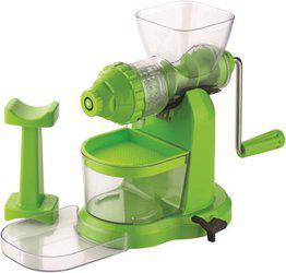 Capital Kitchenware Plastic Hand Juicer(Green)