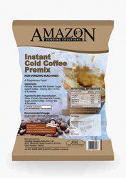 Amazon Cold Coffee Premix Instant Coffee 1 kg(Chikory Flavoured)